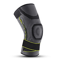 Đệm lót hỗ trợ giảm áp lực đầu gối bằng chất liệu Nylon + gel silicon co giãn tốt