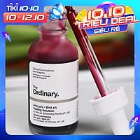 The Ordinary AHA 30% + BHA 2% Peeling Solution - Giải Pháp Giúp Giảm Vết Thâm, Da Sần Mụn, Lỗ Chân Lông 30ml