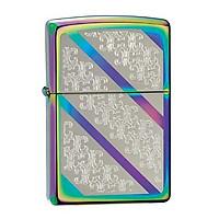 Bật Lửa Zippo 24853 - Bật Lửa Zippo Diagonal Filigree Spectrum