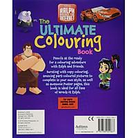 Disney Wreck It Ralph 2: The Ultimate Colouring Book - Disney Ralph đập phá: Sách tô màu