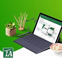 Phần mềm Kế toán 1A - Gói thuê bao dành cho doanh nghiệp Thương mại/Dịch vụ - Hàng chính hãng