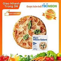 [Chỉ giao HN] - 4P's Original Pizza Xúc Xích Salami (size 18-20cm) - được bán bởi TikiNGON - Giao nhanh 3H