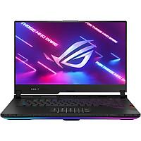 Laptop Asus ROG Strix SCAR 15 G533QM-HQ054T (AMD R7-5800H/ 16GB (8GBx2) DDR4 3200MHz/ 512GB SSD PCIE G3X4/ RTX 3060 6GB GDDR6/ 15.6 QHD IPS, 165 Hz, 3ms/ Win10) - Hàng Chính Hãng