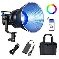 Andoer X60RGB 80W Portable LED Video Light RGB Photography Light 2800K-10000K CRI96+ TLCI95+ Dimmable 10 Lighting