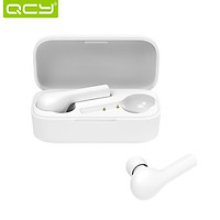 QCY T5 Bluetooth 5.1 TWS Earbuds True Wireless Headphones Popovers Fast Pairing Music Earphone Sports Headset ENC Noise