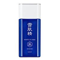 Kem Chống Nắng Dạng Sữa Sekkisei White UV Milk SPF50+ PA++++ 56ml Japan