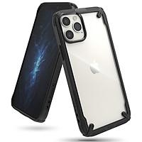 Ốp lưng chống sốc hàng hiệu Ringke Fusion X cho iPhone 12 Series - Hàng nhập khẩu