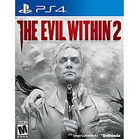 Đĩa game PS4 The Evil Within 2 - Hàng Nhập Khẩu