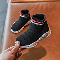 Giày cao cổ vải cho bé trai và bé gái