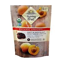 Mơ sấy dẻo hữu cơ Sunny Fruit organic apricots