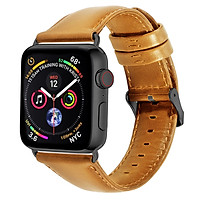 Dây Da Ngựa cho Apple Watch 1/2/3/4/5 (Size 38/40mm)