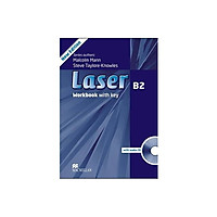 Laser Workbook (+ Key) + CD Pack Level B2
