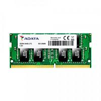 Ram laptop Adata DDR4 4GB (1x4GB) Bus 2400Mhz SODIMM AD4S2400J4G17-S - Hàng Chính Hãng