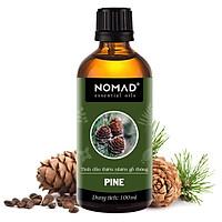 Tinh Dầu Thiên Nhiên Hương Gỗ Thông Nomad Essential Oils Pine 100ml