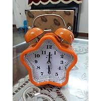 Đồng hồ báo thức để bàn loại nhỏ - Hình Ngôi sao