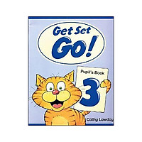 Get Set Go! 3: Pupil's Book