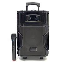 Loa Bluetooth K108 kèm 01 Micro Karaoke không dây - Hàng nhập khẩu