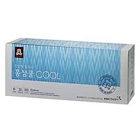 Thực Phẩm Chức Năng Trà Hồng Sâm Hòa Tan KGC Cheong Kwan Jang KRG Tea Cool (100 gói)