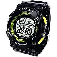Đồng hồ unisex nam nữ thể thao điện tử chống nước chống xước cao cấp full chức năng