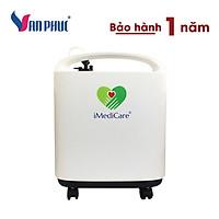Máy tạo oxy y tế cao cấp iMediCare iOC-3LS (CHÍNH HÃNG - BH 1 NĂM)