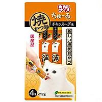 Snack thưởng cho mèo Ciao Churu