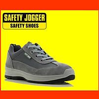 [HÀNG CHÍNG HÃNG] Giày Bảo Hộ Lao Động Nữ Safety Jogger Organic, Da Chất Lượng Cao, Đế PU, Chống Đâm Xuyên, Va Đập
