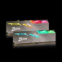 Bộ nhớ ram pc Kingmax Zeus Dragon RGB 32GB (2x16GB) DDR4 3000MHz - Hàng Chính Hãng