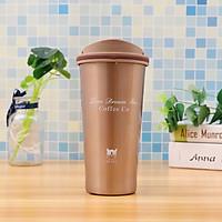 Ly giữ nhiệt, cốc đựng coffee bằng inox dung tích 500ml_BN25
