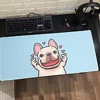 Miếng Lót Chuột, Bàn Di Chuột, mouse pad cỡ lớn Anime (90x40x0.3)