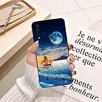 Ốp lưng điện thoại VSMART JOY 3 viền silicon dẻo hình Trăng Xanh - Hàng chính hãng