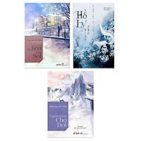 Combo 3 Cuốn : Ngàn Năm Chờ Đợi +  Hồ Ly Biết Yêu + Nụ Hôn Của Sói (Tặng kèm Bookmark Happy Life / Những Cuốn Truyện Hay Nhất Của Diệp Lạc Vô Tâm)