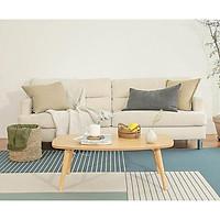 Bàn Xếp GỖ 100% AS1016 - 600x1100 - Table Wood