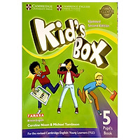 Kid's Box Second edition Pupil's Book Level 5
