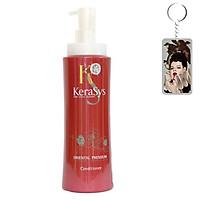 Dầu xả phục hồi tóc Kerasys Oriental Premium Hàn Quốc 400ml Kèm móc khoá