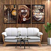 Tranh canvas treo tường Decor Tranh treo quán cafe 03 - DC116