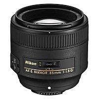 Lens Nikon 85mm F1.8 G (Hàng Chính Hãng) - Tặng Tấm Da Cừu Lau Ống Kính