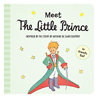 Meet The Little Prince (In French Too)