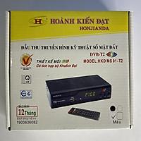đầu thu truyền hình kỹ thuật số DVB T2 HKD MS01 HÀNG CHÍNH HÃNG