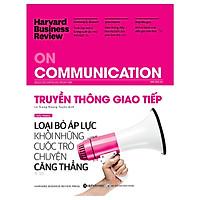 Harvard Business Review - ON COMMUNICATION - Truyền Thông Giao Tiếp (Tặng kèm sổ tay)