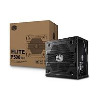 Nguồn Máy Tính Cooler Master Elite V3 PC500 - Hàng Chính Hãng