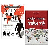 Combo Tiền Đệ Và Những Điều Bạn Chưa Biết : Lời Thú Tội Của Một Sát Thủ Kinh Tế + Chiến Tranh Tiền Tệ - Ai Thực Sự Là Người Giàu Nhất Thế Giới ( Tặng Kèm Bookmark Thiết Kế )