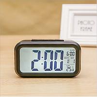 Đồng Hồ Để Bàn - đa chức năng báo thức - đo nhiệt độ - DHB004