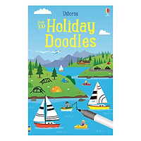 Usborne Over 100 Holiday Doodles