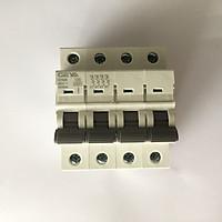 Cầu dao điện hai chiều CB  Bộ ngắt mạch cho Solar Năng Lượng Mặt Trời GIVASOLAR GEYA AC 400V (20A-25A-32A-63A-80A)