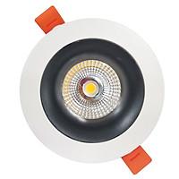 Đèn LED âm trần COB 7w trung tinh