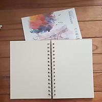 Sổ vẽ kí họa phác thảo 50 tờ định lượng 160 gsm A6/A5/A4