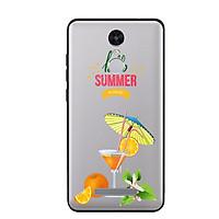Ốp lưng cho điện thoại Xiaomi Redmi Note 3 viền TPU cho - Summer 03