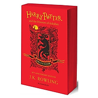 Harry Potter And The Prisoner Of Azkaban - Gryffindor Edition (Paperback) - Tặng Kèm Quà (Số Lượng Có Hạn)
