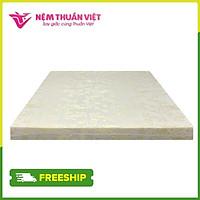 (1m6x2mx10cm) Nệm Cao Su Thuần Việt Premium - Công Nghệ Hoa Kỳ