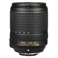 Lens Nikon 18-140mm F3.5-5.6 VR AF-S DX (Hàng Nhập Khẩu) - Tặng Tấm Da Cừu Lau Ống Kính
